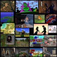 How Video Games Can Help Web Designers' Creations