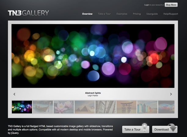 Website  It is a customizable jQuery image gallery that comes complete with  transitions slideshows and an option. Web Design Picture Gallery