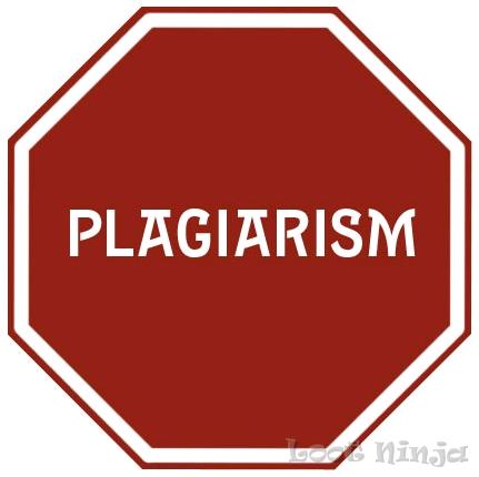 a stop to plagiarism essay