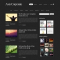 Image for Image for FreshCover - WordPress Template