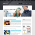 Image for Image for CleanWide - WordPress Theme