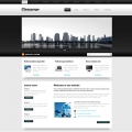 Image for Image for BlackWhite - WordPress Theme