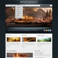 Image for Image for BlueWood - WordPress Theme