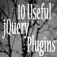 Ten Useful jQuery Plugins