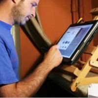 Are touch screen Tablets Effective Design Tools?