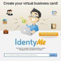 Grow your Web Existence with a vCard – IdentyMe.com