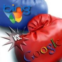 The Search Engine Face Off: Bing versus Google