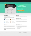 Image for Image for SilverLight-Cuber - Website Template