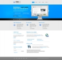 Image for Image for GroovyOne - Website Template